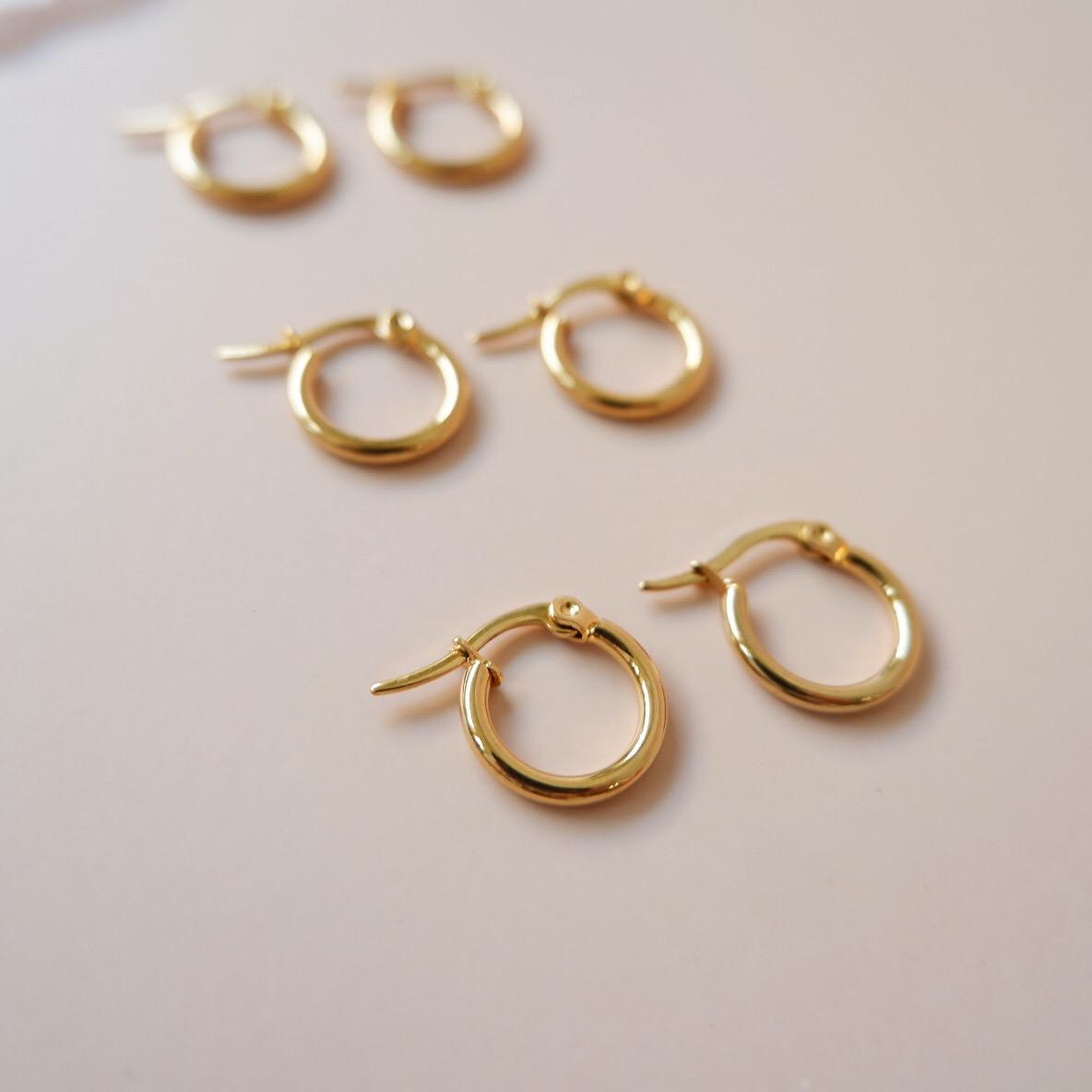 Sia Small Earrings – Image 2