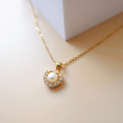Cassia Pearl necklace4